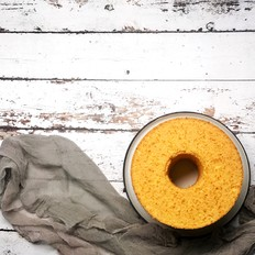 菠萝戚风蛋糕