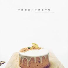 红茶爆浆蛋糕