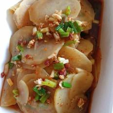 凉拌酸辣土豆片