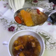 养颜桃胶木瓜