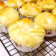中种椰蓉面包