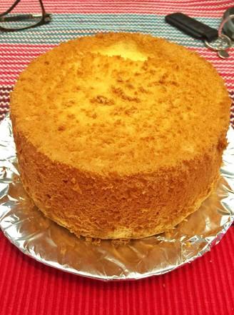 戚风蛋糕的做法