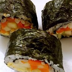 简易寿司卷