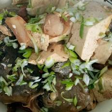 猪肉豆腐鱼
