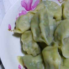 芹菜木耳猪肉饺子
