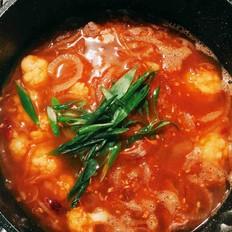 辣酱汤·牛肉粉丝