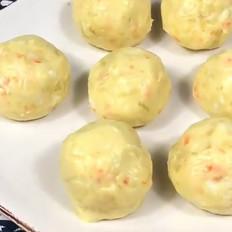 土豆沙拉球