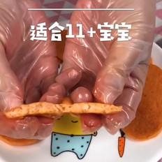 番茄鸡蛋米饼