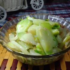 泡椒炒儿菜