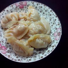 杏鲍菇瘦肉蒸饺