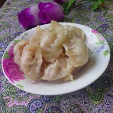 金针菇瘦肉蒸饺