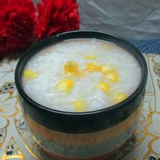 清甜玉米粥