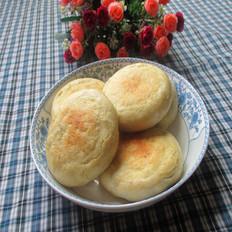 豆芽米粉馅饼