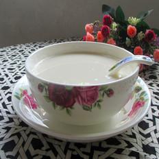花生黄豆浆