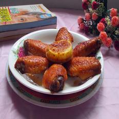 香烤鸡翅土豆
