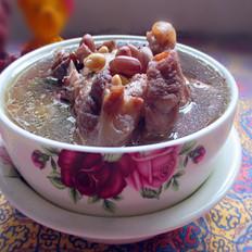 花生黄豆大骨汤
