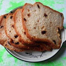 葡萄干面包