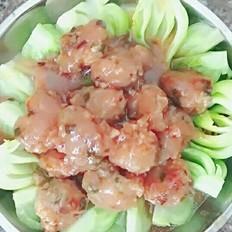 上海青肉丸