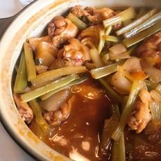 鸡公煲火锅