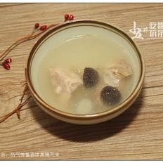 海椰皇鸡汤