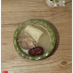 淮山大骨汤的做法