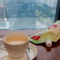 自制港式丝袜奶茶