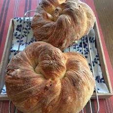 零失败免揉面欧式面包
