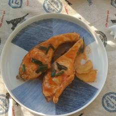 酸酸甜甜の番茄酿青鱼,开胃又下饭,无油烹饪更健康