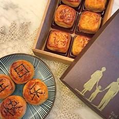 广式莲蓉月饼-生日版