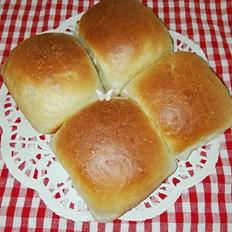 超软椰浆红豆面包