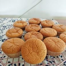 蓝莓糯米杯子蛋糕