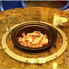 美味的蒸汽全鸭火锅做法