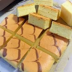 烫面蛋糕的做法