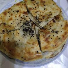 豆妈带你做葱香家常饼(葱油饼,手抓饼)