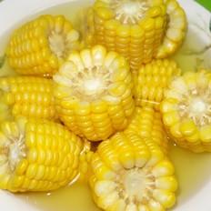 清水玉米棒