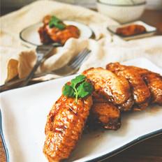 微波炉椒盐鸡翅