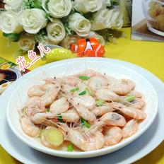 盐水江白虾