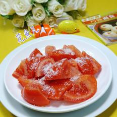 白糖西红柿