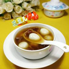 鹌鹑蛋桂圆汤