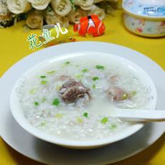 排骨大米粥