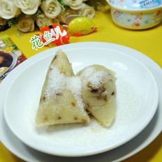 绿豆糯米粽
