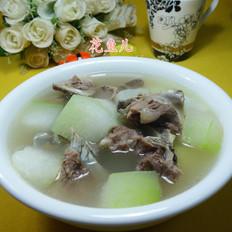 肉骨冬瓜汤