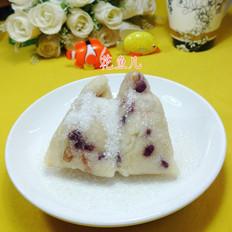 花生米红豆糯米粽