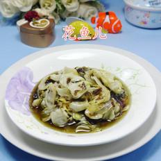橄榄菜炒包心菜