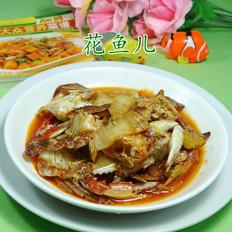 泡菜炒螃蟹