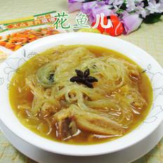 牛排骨粉丝汤