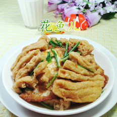 荷叶蛋烧兰花豆腐干