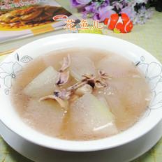 鱿鱼鲞冬瓜汤