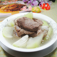 蒲瓜筒骨汤