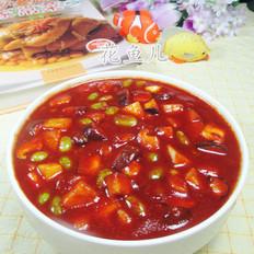 毛豆香菇茭白酱